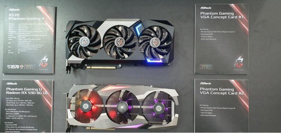 Две версии AMD Radeon RX 5700 Navi - 225 Вт и 180 Вт соответственно
