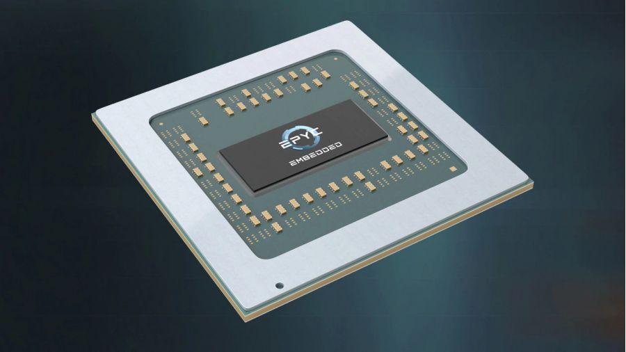 Процессоры AMD EPYC следующего поколения (архитектура Zen 3) могут получить технологию четырехпоточной обработки данных