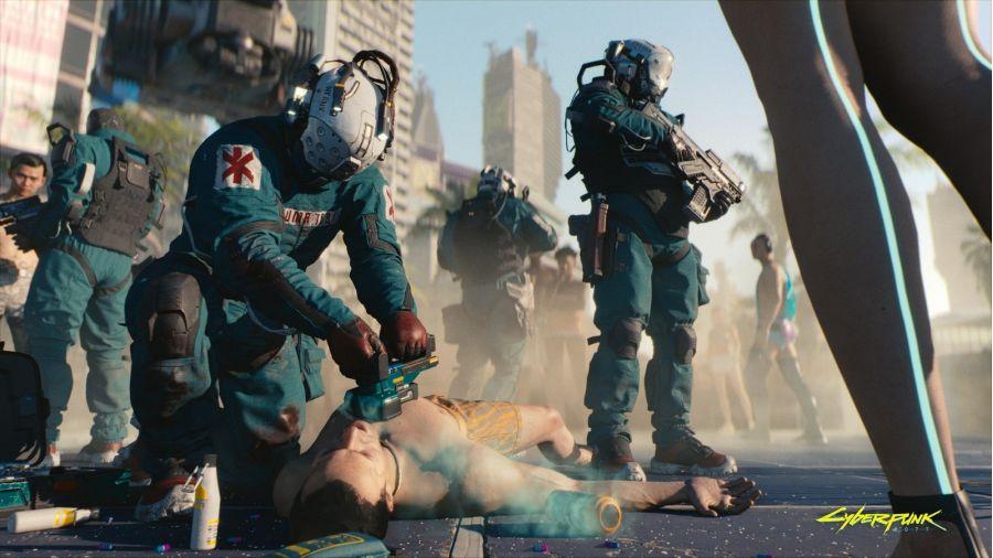 Cyberpunk 2077 все еще планируют выпустить в сентябре