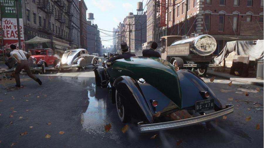 2K подтвердила перенос ремейка Mafia и объявила дату премьеры геймплея