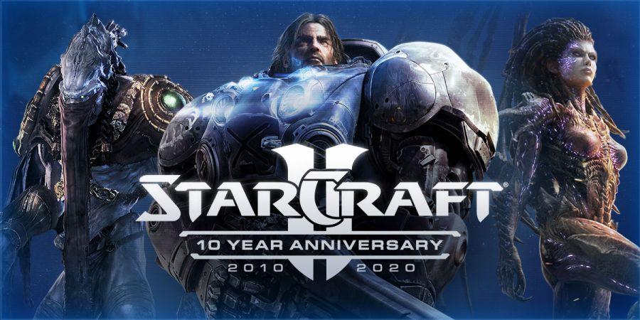10 лет StarCraft II — Blizzard выпустила масштабное обновление к юбилею