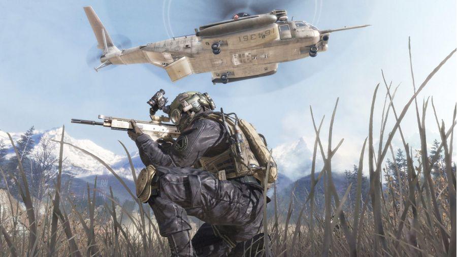 Call of Duty: Modern Warfare больше не хватает SSD на 250 ГБ
