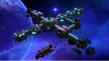 Анонсирован хардкорный симулятор управления космической базой Base One