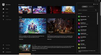 В Epic Games Store появится панель общения и другие социальные функции