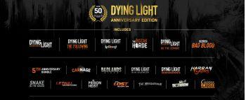 Оригинальная Dying Light получит «платиновое» издание, наполненное дополнительным контентом
